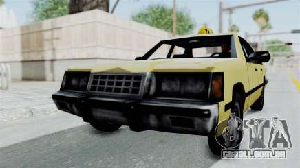 GTA Vice City - Taxi para GTA San Andreas
