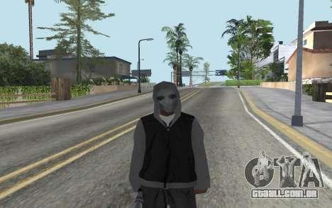 Novo bum para GTA San Andreas