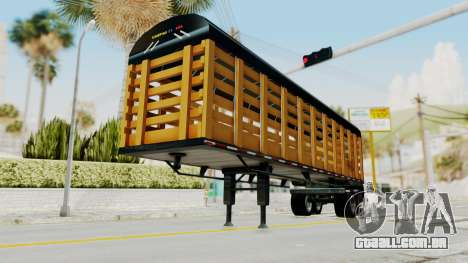 Trailer de Estacas para GTA San Andreas
