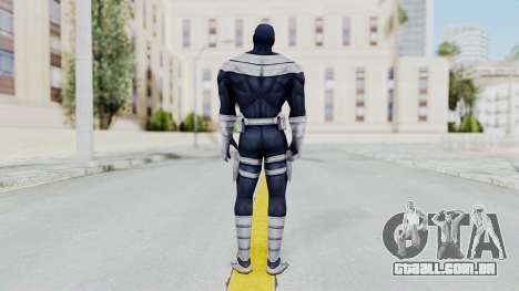 Marvel Future Fight - Bullseye para GTA San Andreas terceira tela