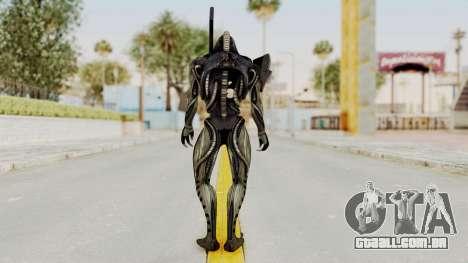 Mass Effect 2 Legion para GTA San Andreas terceira tela