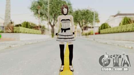 Fatal Frame 4 - Rukka White Dress para GTA San Andreas segunda tela