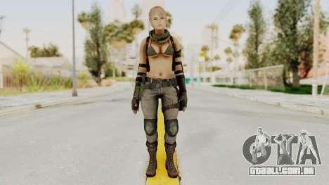 Victoria Kanayeva from Phantomers para GTA San Andreas segunda tela