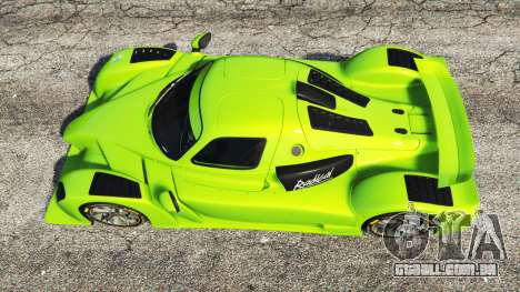 GTA 5 Radical RXC Turbo voltar vista