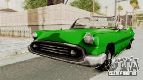 Glendale XS para GTA San Andreas