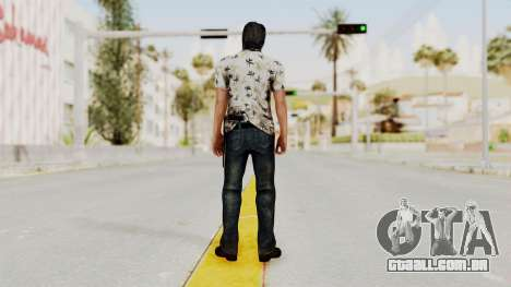 Far Cry 3 - Buck para GTA San Andreas terceira tela