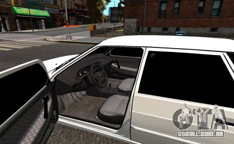 VAZ 2114 Brodyaga para GTA 4 vista direita