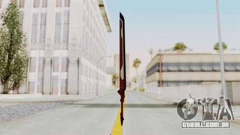 Square Enix para GTA San Andreas segunda tela