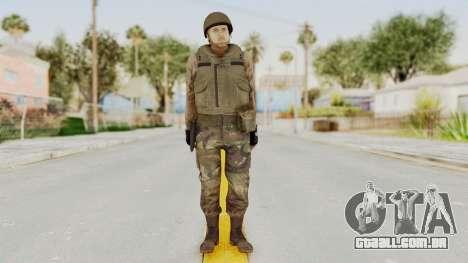 MGSV Phantom Pain RC Soldier Vest v1 para GTA San Andreas segunda tela
