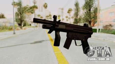 Liberty City Stories SMG para GTA San Andreas