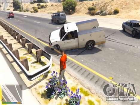 De danos realista em GTA 5 para GTA 5