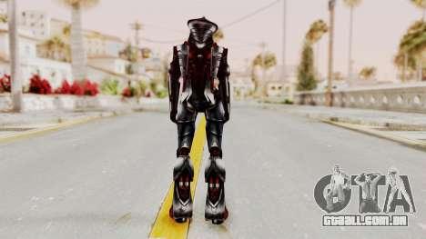 UT2004 The Corrupt - Cathode para GTA San Andreas terceira tela