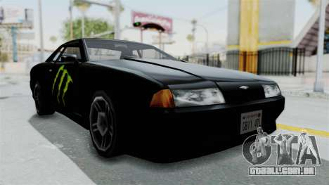 Monster Elegy para GTA San Andreas