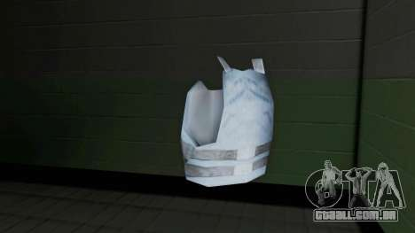 Metal Slug Weapon 2 para GTA San Andreas terceira tela