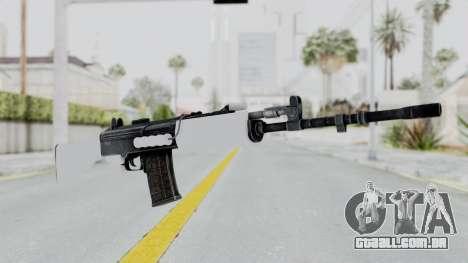 IOFB INSAS White para GTA San Andreas