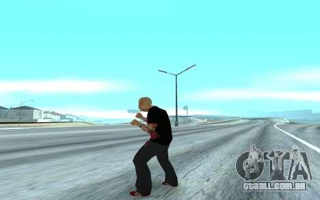 Da Nang Boy para GTA San Andreas terceira tela