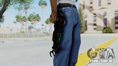 Ray Gun Mark II para GTA San Andreas terceira tela