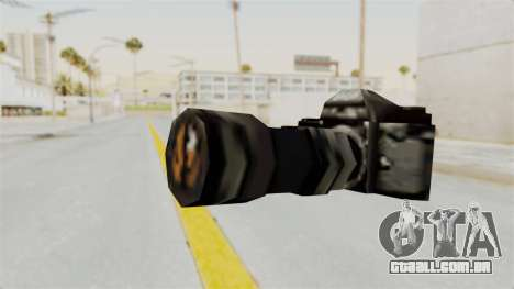 Metal Slug Weapon 6 para GTA San Andreas
