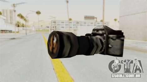 Metal Slug Weapon 6 para GTA San Andreas