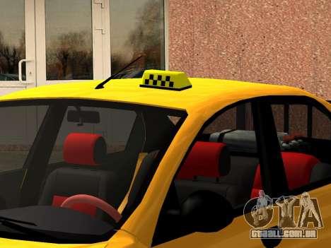 Daewoo Lanos (Sens) 2004 v1.0 by Greedy para as rodas de GTA San Andreas