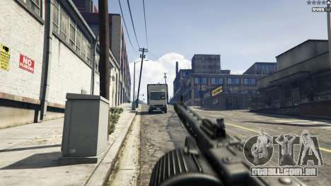 GTA 5 MG-42 oitmo screenshot