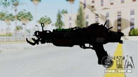 Ray Gun Mark II para GTA San Andreas segunda tela