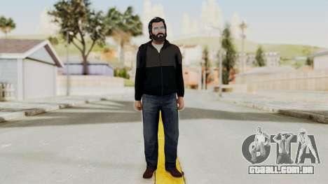 GTA 5 Michael v3 para GTA San Andreas segunda tela