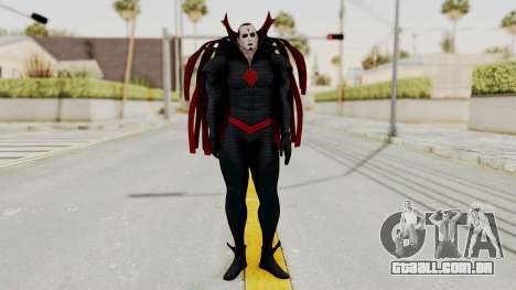 Deadpool The game - Sinister para GTA San Andreas segunda tela