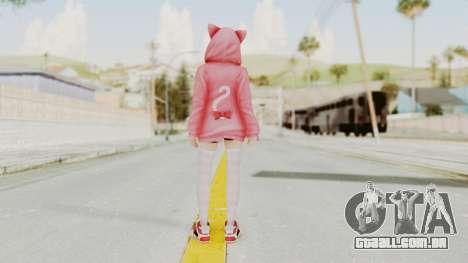 DoA5 LR Marie Rose Newcomer Set para GTA San Andreas