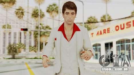 Scarface Tony Montana Suit v4 para GTA San Andreas