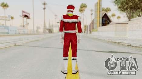 Power Rangers In Space - Red para GTA San Andreas terceira tela