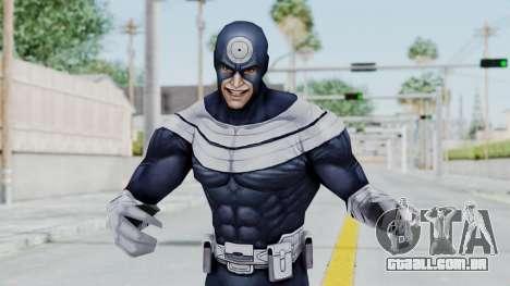 Marvel Future Fight - Bullseye para GTA San Andreas