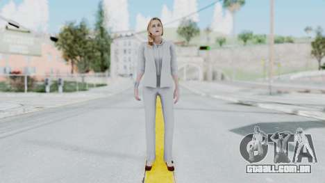 Resident Evil Revelations 2 - Alex Wesker para GTA San Andreas segunda tela