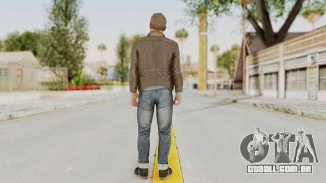 Jack Joyce para GTA San Andreas terceira tela