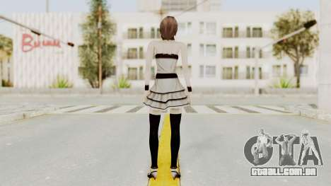 Fatal Frame 4 - Rukka White Dress para GTA San Andreas terceira tela