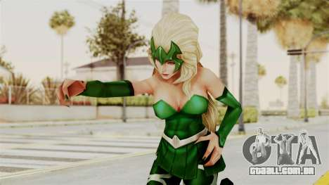Marvel Future Fight - Enchantress para GTA San Andreas