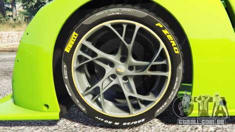 GTA 5 Radical RXC Turbo frente vista lateral direita