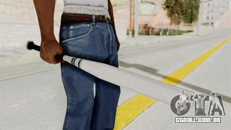 Metal Slug Weapon 3 para GTA San Andreas segunda tela