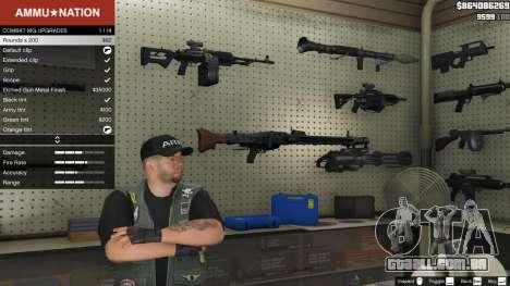 MG-42 para GTA 5