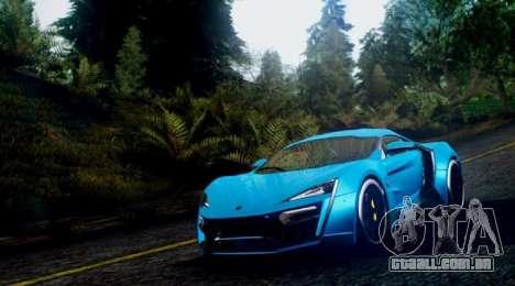 Cry ENB V4.0 SAMP NVIDIA para GTA San Andreas