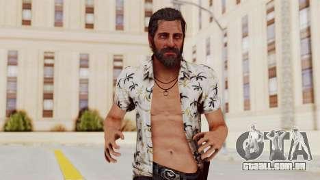 Far Cry 3 - Buck para GTA San Andreas