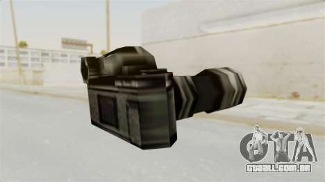 Metal Slug Weapon 6 para GTA San Andreas segunda tela