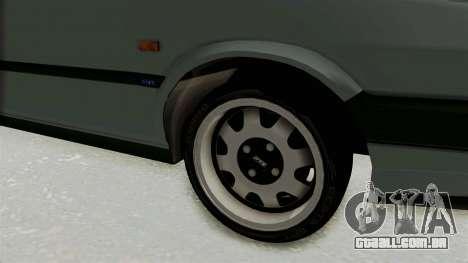 Fiat Tempra para GTA San Andreas vista traseira