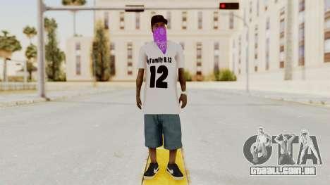 New Skin Bmyst 12 para GTA San Andreas segunda tela