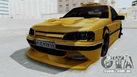 Peugeot Pars Full Sport para GTA San Andreas