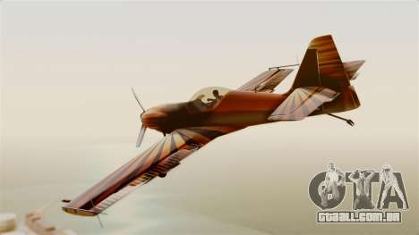 Zlin Z-50 LS para GTA San Andreas esquerda vista
