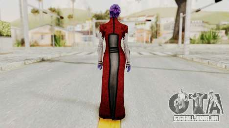 Mass Effect Council Tevos para GTA San Andreas terceira tela