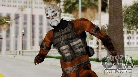 Mass Effect 2 Batarian para GTA San Andreas