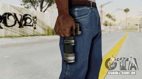 Metal Slug Weapon 6 para GTA San Andreas terceira tela