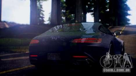 Cry ENB V4.0 SAMP NVIDIA para GTA San Andreas terceira tela
